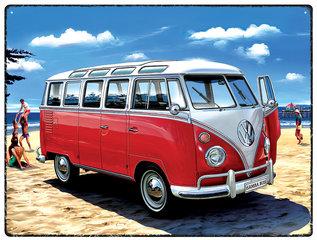Volkswagen decoratie borden
