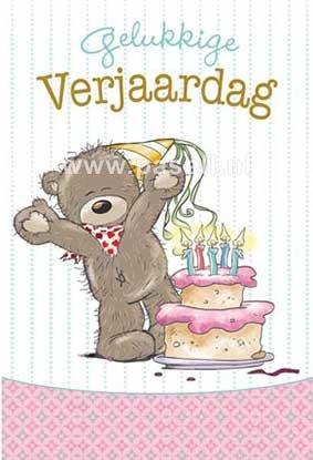 One Heart wenskaart / Verjaardag 819711