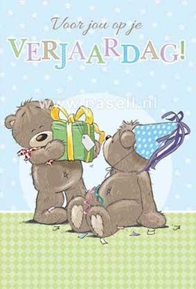 One Heart wenskaart / Verjaardag 819719