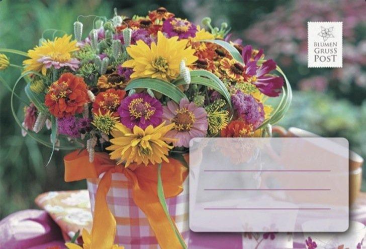 Flowers / Post voor jou