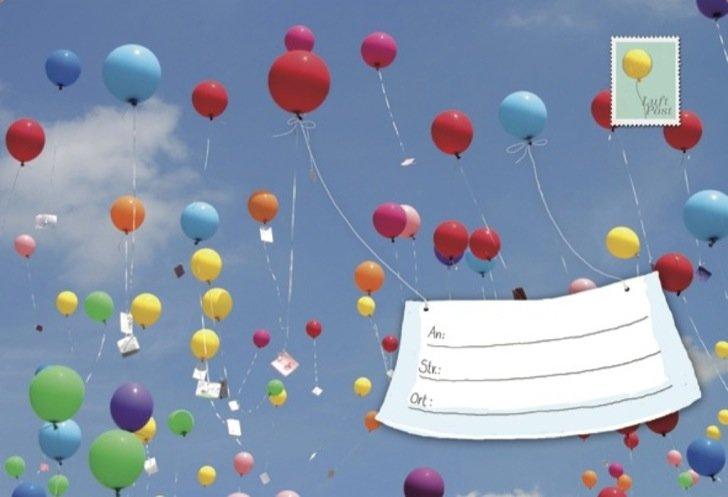 Balloons / Post voor jou