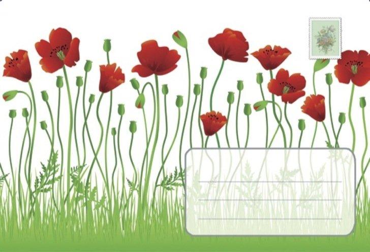 Poppies / Post voor jou