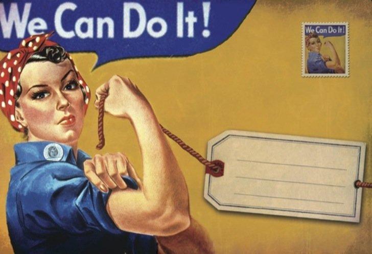 We can do it / Post voor jou