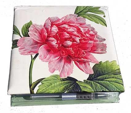 Noteblock Flower Redouté