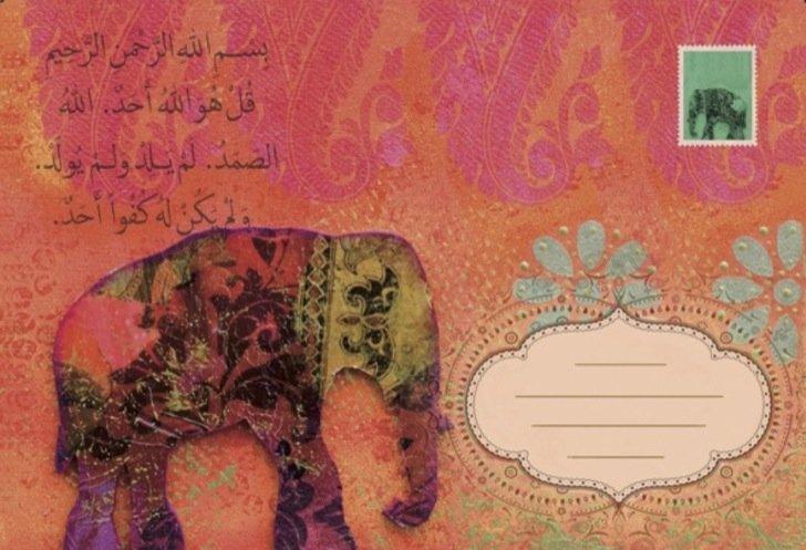 Elephant / Post voor jou