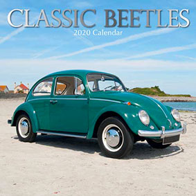 Classic Beetles Jaarkalender 2020