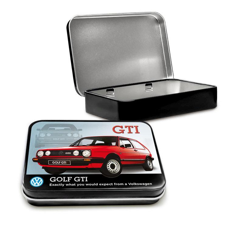 VW Golf GTI Tin