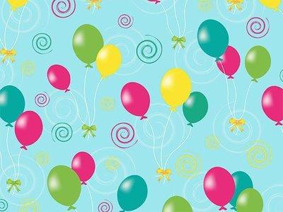 Toonbankrol Balloons