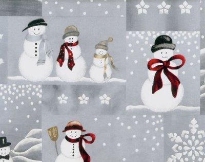 Toonbankrol X-mas Snowman
