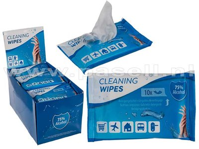 Cleaning Wipes / doekjes