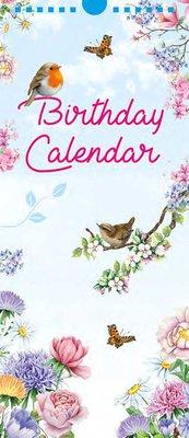 Birds Verjaardagskalender