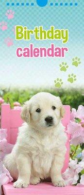 Verjaardagskalender Puppies