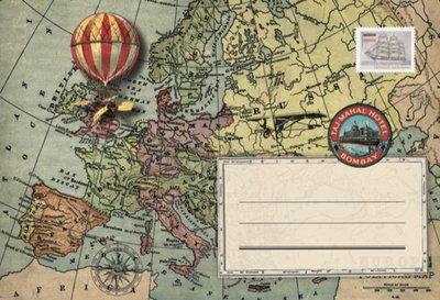 Europa  / Post voor jou