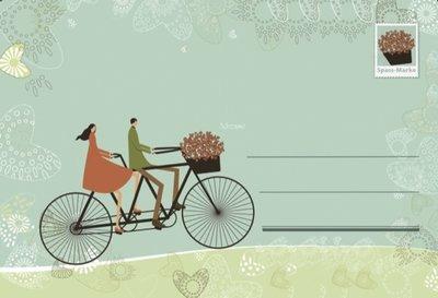 Bicycle  / Post voor jou