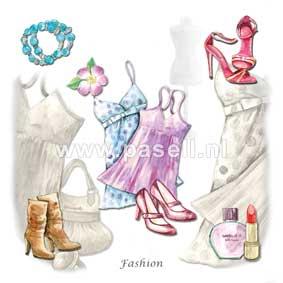 Fashion / PLS wenskaart