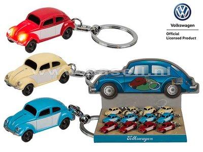 Volkswagen Beetle Led Sleutelhanger