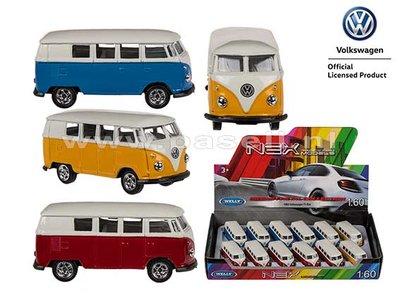 Volkswagen Bus T1 Metaal