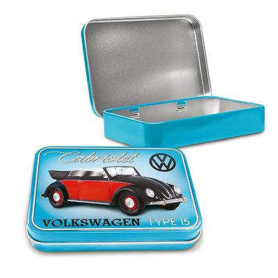 VW Beetle cabriolet Tin