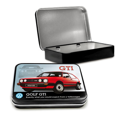VW Golf GTI Tin