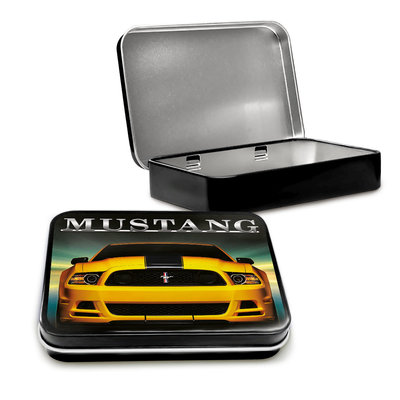 Ford Mustang Tin