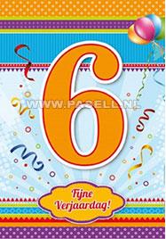 6 Jaar