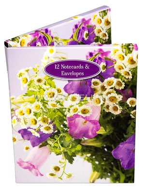 Floral Arrangement Notecards
