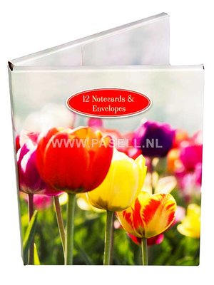 Spring Flowers Notecards