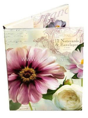 Soft Petals Notecards
