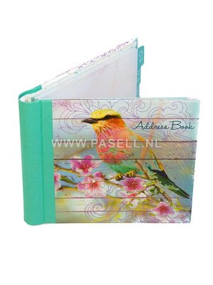 Address book Dawn Chorus