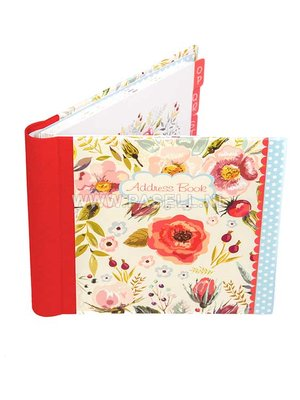 Address book Vintage Blooms