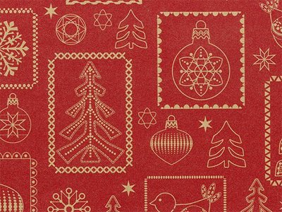 Toonbankrol Kerst R31105J