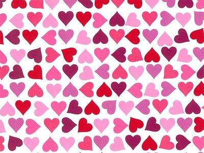 Toonbankrol Hearts R72503B