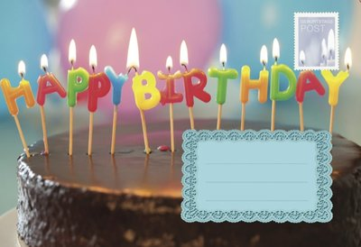 Happy Birtday cake