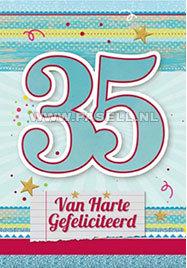 35 jaar BG