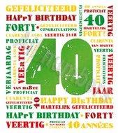 AOC 40 jaar